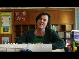 The Value of being Union - Susan McEnerney